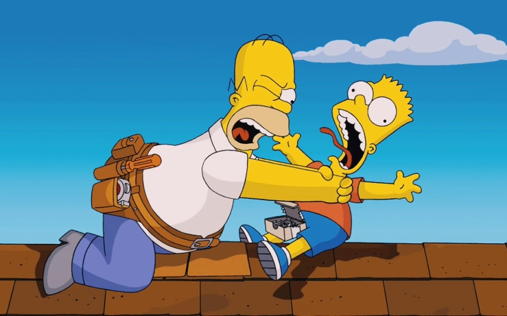 simpsons_movie_bart_and_homer